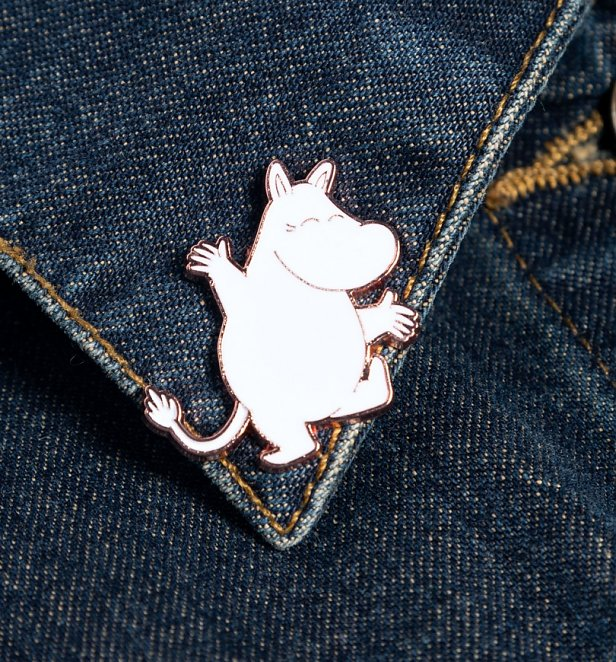 Moomin Enamel Pin Badge