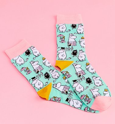 Moomin Family Socks