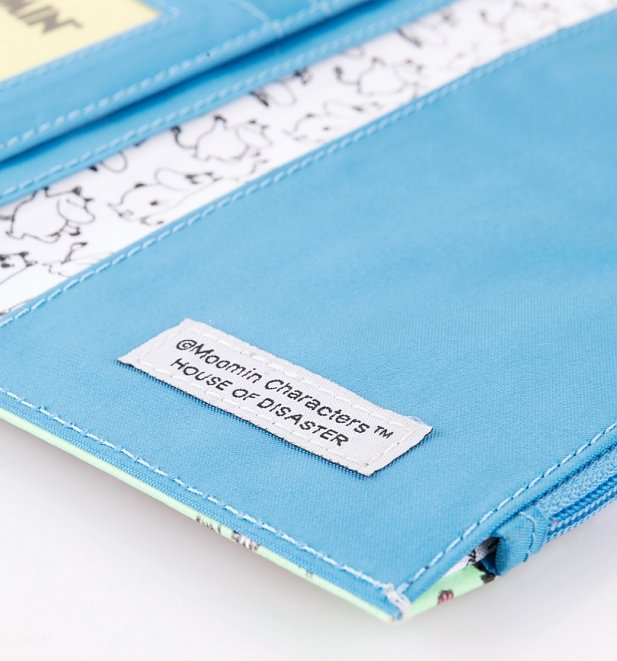 Moomin House Wallet from House Of Disaster