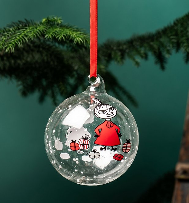 Moomin Little My Christmas Bauble