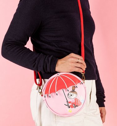 Moomin Little My Cross Body Bag from House Of Disaster