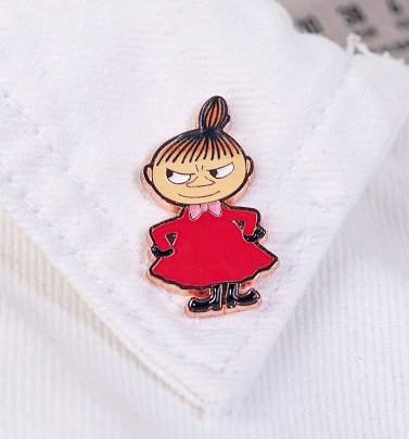 Moomin Little My Enamel Pin Badge