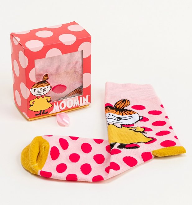 Moomin Little My Socks