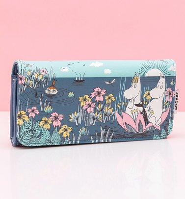 Moomin Lotus Love Wallet from House of Disaster