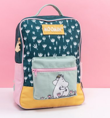 Moomin Multi Colour Backpack