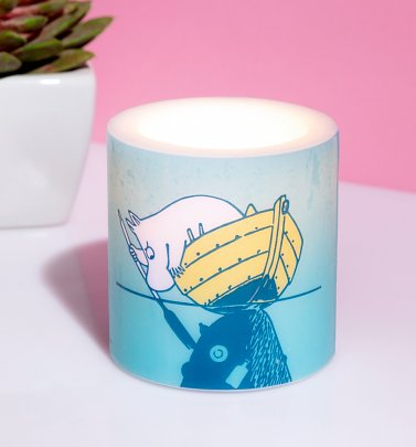Moomin Our Sea 8cm Candle