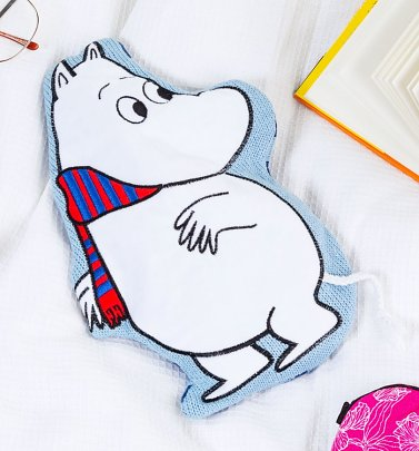 Moomin Shaped Microwavable Hottie from House of Disaster