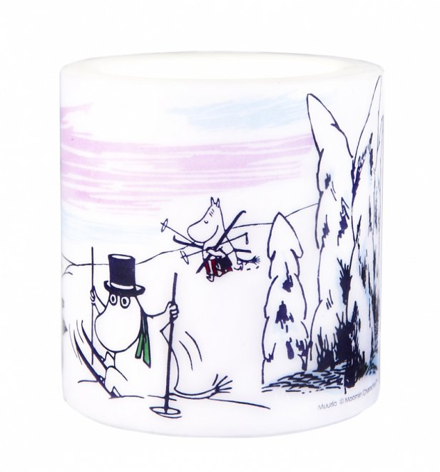 Moomin Winter Time Candle