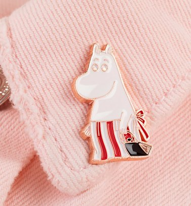 Moominmamma Enamel Pin Badge