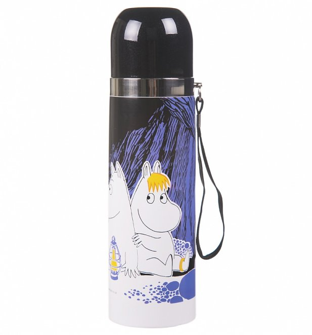 Moomins Cave Thermal Flask from House of Disaster