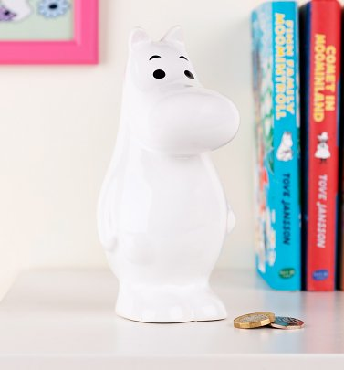Moomin Ceramic Money Box