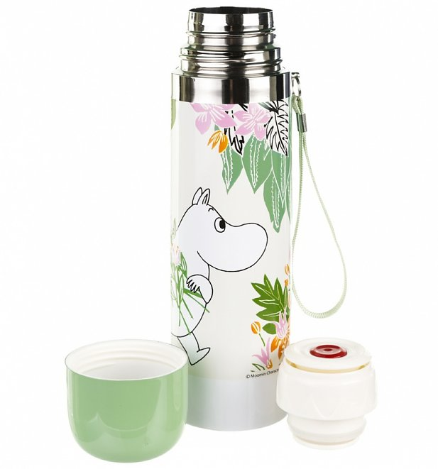 Moomins Flower Thermal Flask from Disaster Designs