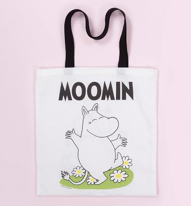 Moomins Happy Moomin Premium Tote Bag
