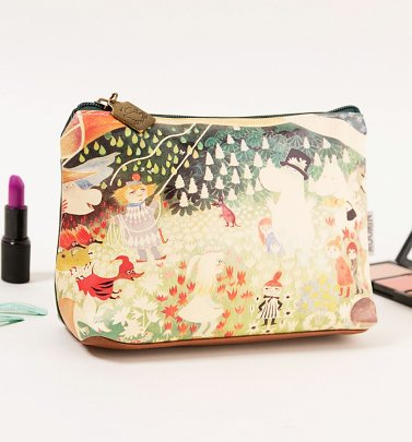Moomin Journey Make Up Bag from House Of Disaster