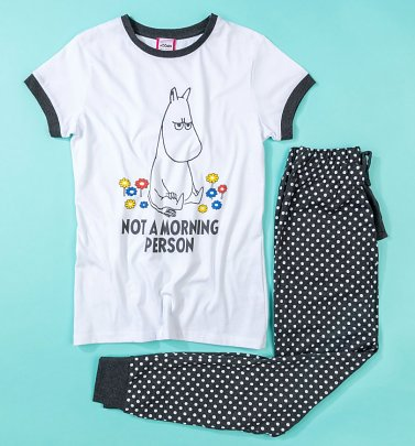 Moomins Not A Morning Person Pyjama Set