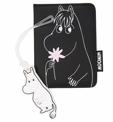 Moomins Passport Holder and Luggage Tag