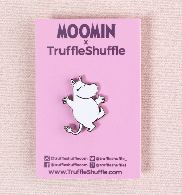 Moomins Pin Badge