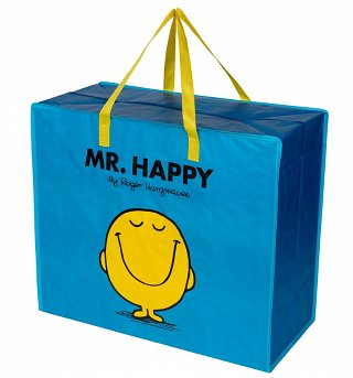 Mr Happy Large Storage Bag