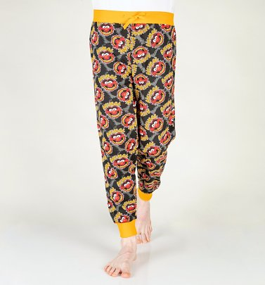 Muppets Animal Cuffed Loungepants