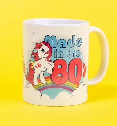 My Little Pony Made In The 80s Mug