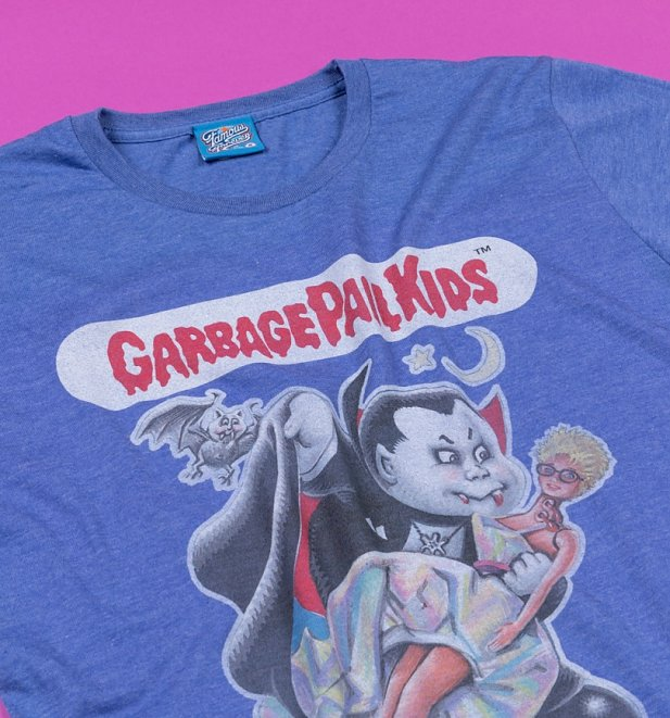 Nasty Nick Garbage Pail Kids T-Shirt