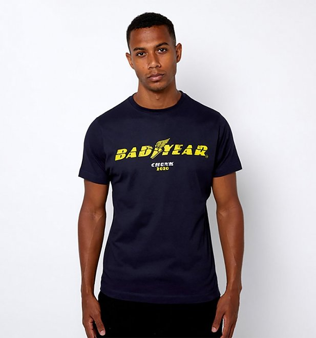 Navy Bad Year T-Shirt from Chunk