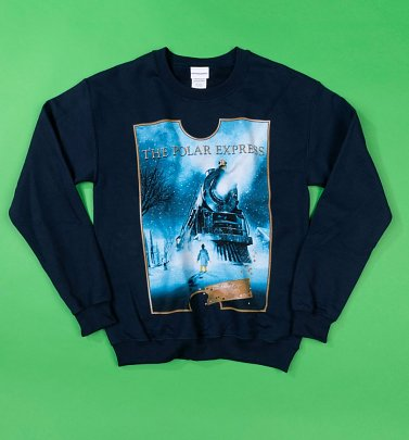 Navy Polar Express Jumper