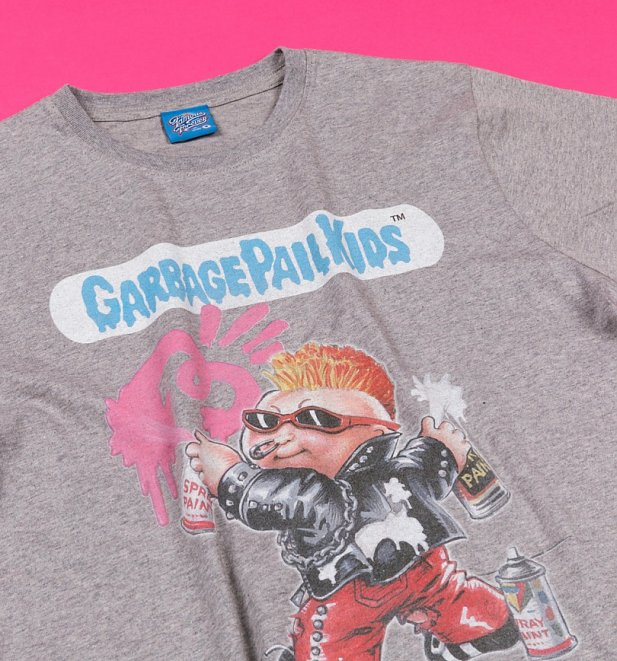 New Wave Dave Garbage Pail Kids T-Shirt