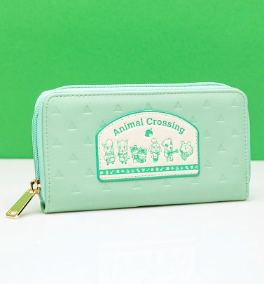 Nintendo Animal Crossing Wallet from Difuzed