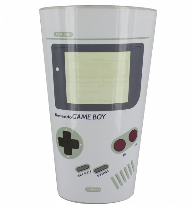 Nintendo Game Boy Heat Change Glass