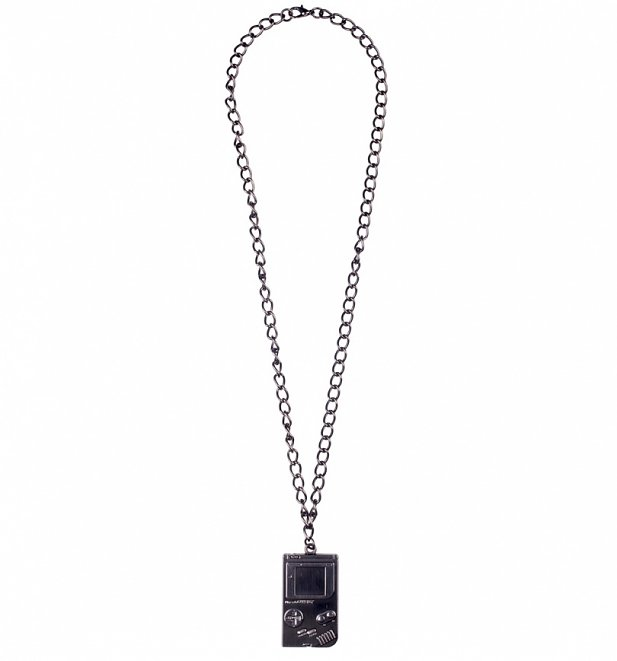Nintendo Gameboy Pendant Necklace