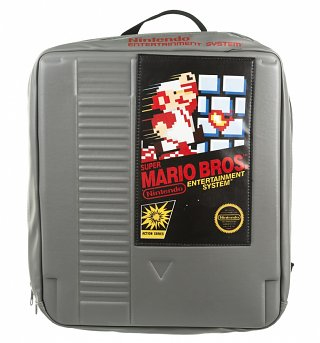 Nintendo NES Cartridge Backpack