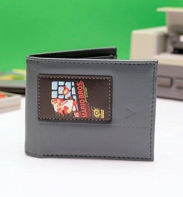 Nintendo Super Mario Bros Cartridge Wallet from Difuzed