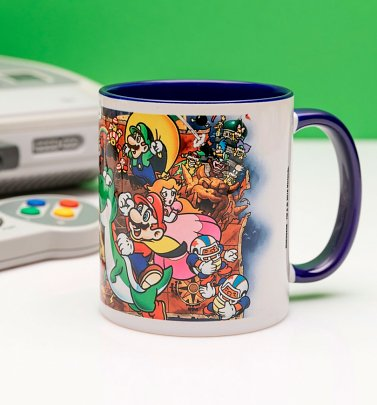 Nintendo Super Mario World Mug