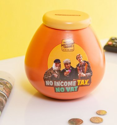Only Fools And Horses No Income Tax No VAT Money Bank