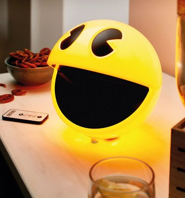 Pac-Man Lamp With Sounds
