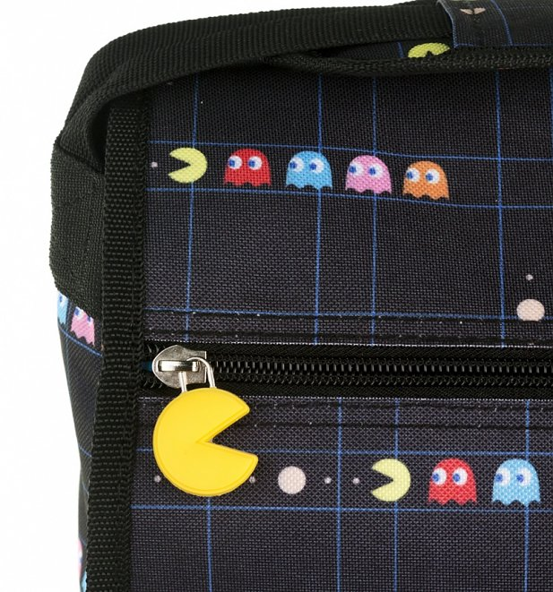Pac-Man Messenger Bag