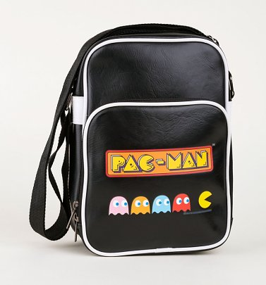 Pac-Man Small Messenger Bag