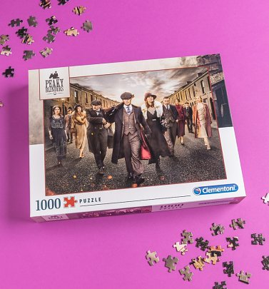 Peaky Blinders 1000 Piece Jigsaw Puzzle