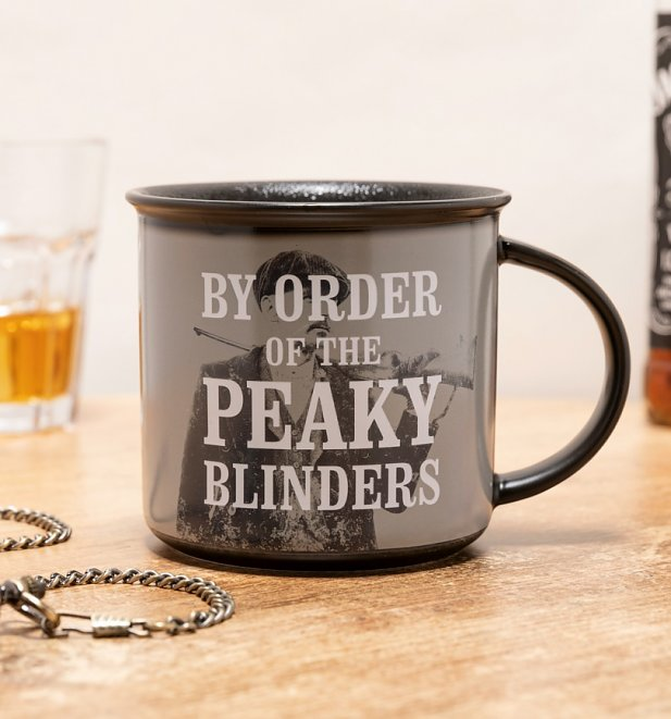 Peaky Blinders Heat Change Mug