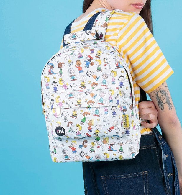 Peanuts Snoopy Gang All Over Print Mini Backpack from Mi-Pac