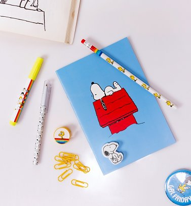 Peanuts Super Stationery Set
