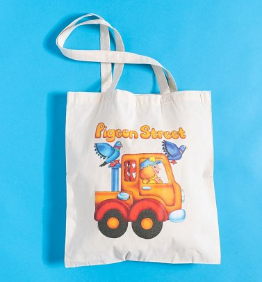 Pigeon Street Long Distance Clara Tote Bag