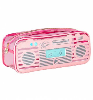 Boombox Washbag from Tatty Devine