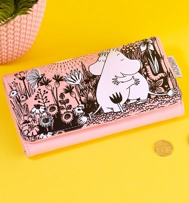 Pink Moomin Purse from House Of Disaster