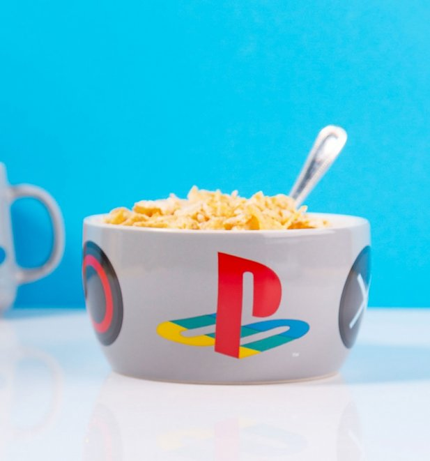 PlayStation Classic Breakfast Set