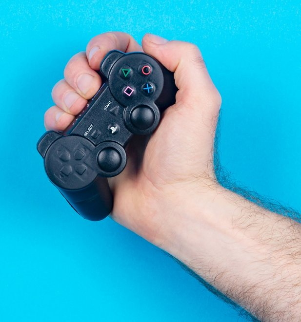PlayStation Controller Stress Ball