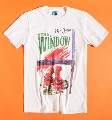 Point Horror The Window Ecru T-Shirt