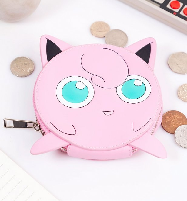 Pokemon Jigglypuff Coin Purse from Difuzed