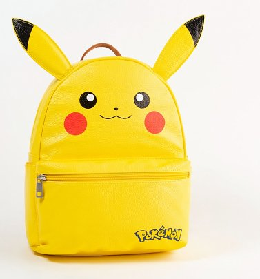 Pokemon Pikachu Backpack from Difuzed